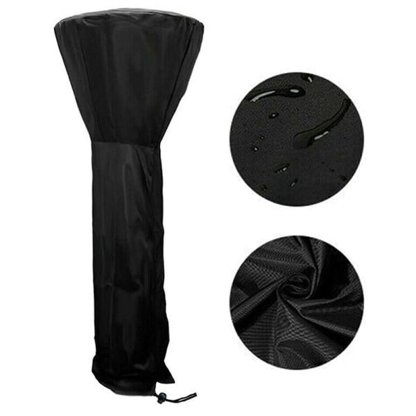 Garden Gas Pyramid Patio Heater Cover Protector 226*85*48cm