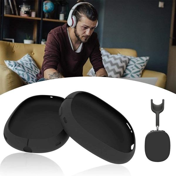 Silikonfodral för AirPods Max Wireless Hörlurar Protector