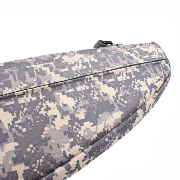Tactical Single Rifle Bag Range Padded Pistol Soft Case Green 1.2m