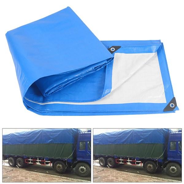 Presenning Extra vattentät möbel Caravan Cover Sheet Tarp