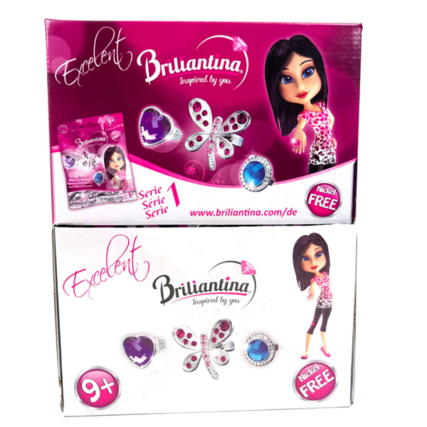 Briliantina Ring Blind Bag