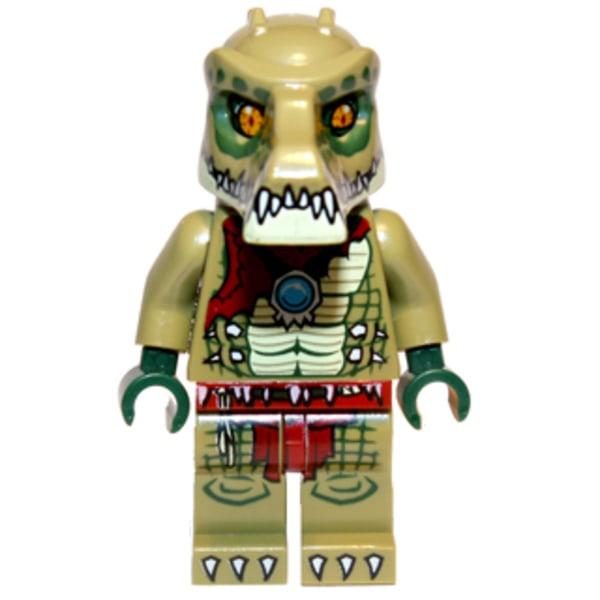 Lego Chima Figur - Crawley LF25-3