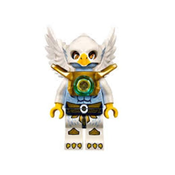 Lego Chima Figur - Equila Vit LF25-5