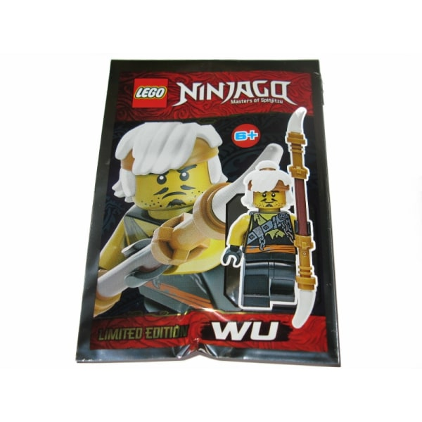 LEGO Ninjago Figur - Young Wu 891945 Limited Edition FP