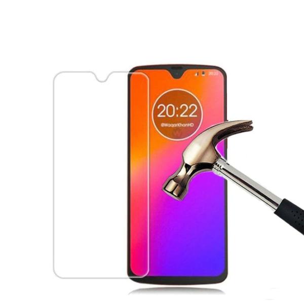 2-PACK Härdat glas till Moto G7 Plus Transparent