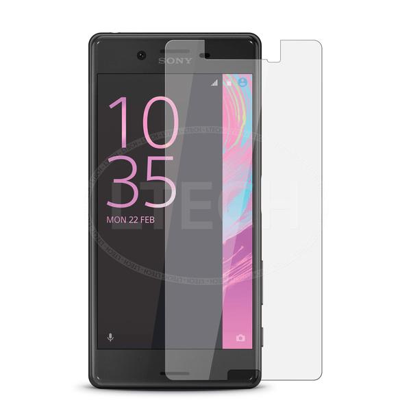 2 st härdat glas Sony Xperia X Transparent