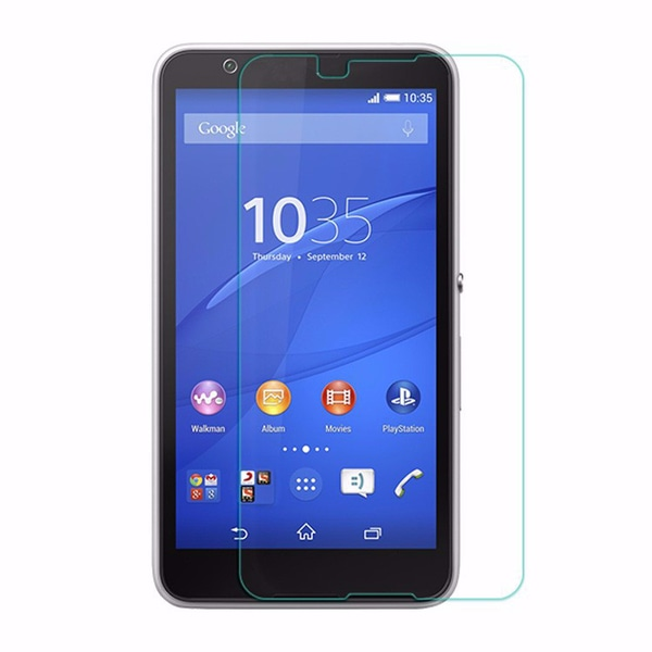 2st - Härdat glas Sony Xperia E4g Transparent