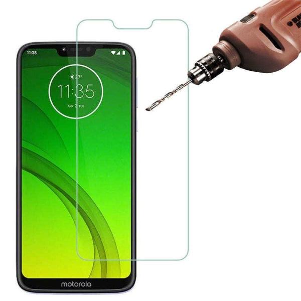2st - Härdat glas till Moto G7 Play Transparent