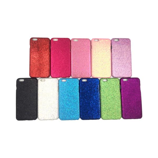 Bling Glitter iPhone 6/6S PLUS - fler färger Mörklila