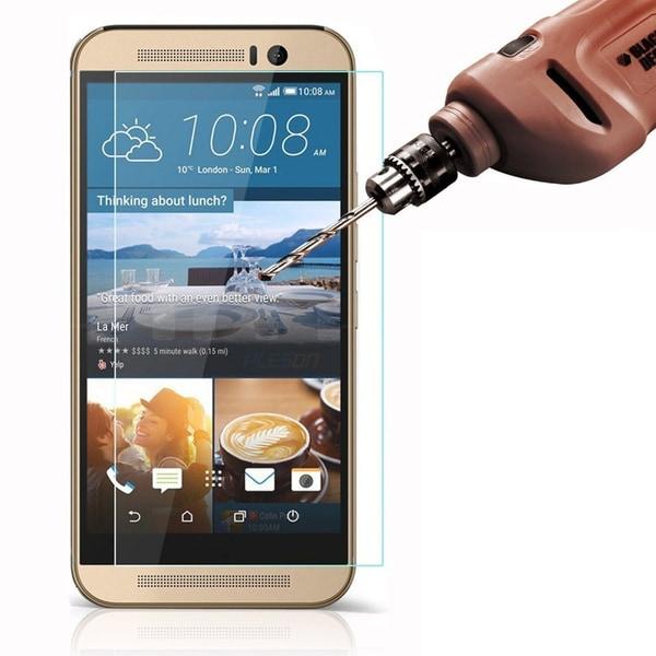 Härdat glas HTC One M8 Transparent