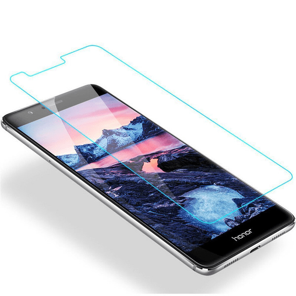 Härdat glas Huawei Honor 8 Transparent