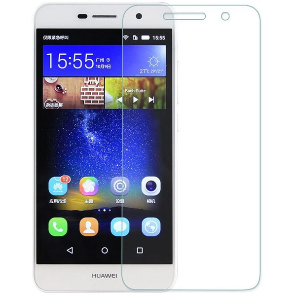 Härdat glas Huawei Y6 Pro Transparent