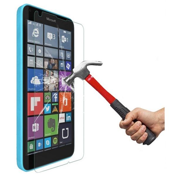 Härdat glas Microsoft Lumia 535 Transparent