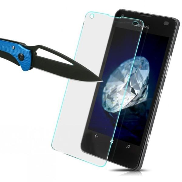 Härdat glas Microsoft Lumia 550 Transparent
