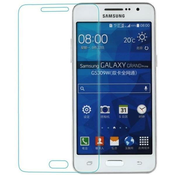 Härdat glas Samsung Galaxy Grand Prime Transparent