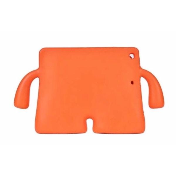 iPad 9.7 (2018) / iPad 9.7 (2017) 3D Cartoon Barnskal - fler fär Orange