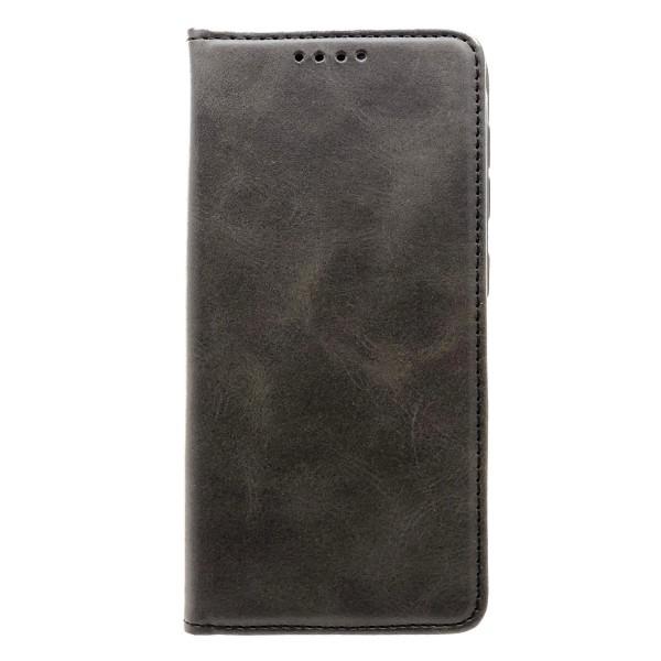 Plånboksfodral Premium Samsung A20e - fler färger Svart