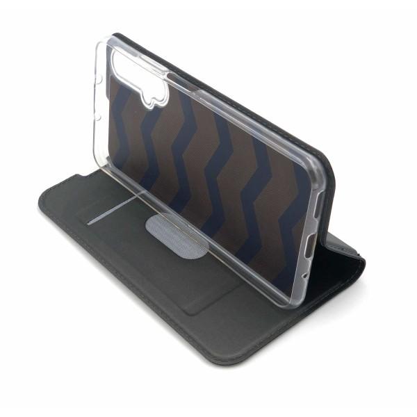 Plånboksfodral Ultratunn design Huawei Nova 5T - fler färger Rosa