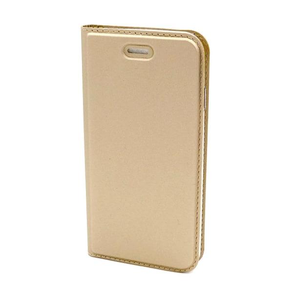 Plånboksfodral Ultratunn design iPhone 12 Pro - fler färger Guld