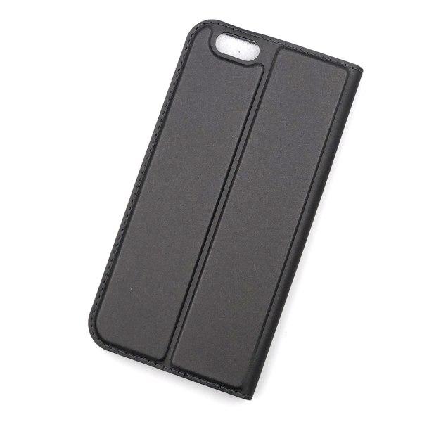 Plånboksfodral Ultratunn design iPhone 6/6S - fler färger Blå