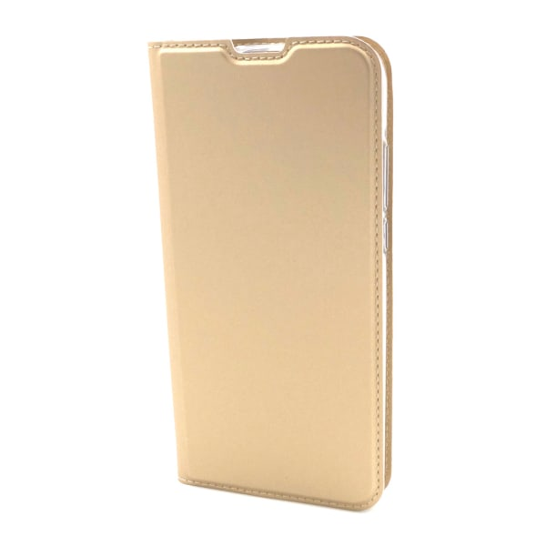 Plånboksfodral Ultratunn design Oneplus 7 Pro - fler färger Guld