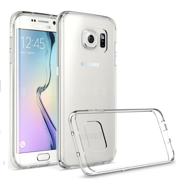 Silikonskal TPU Samsung Galaxy S7 Transparent