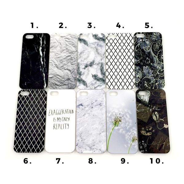 Skal med motiv iPhone 5/5S/SE MultiColor Motiv 7