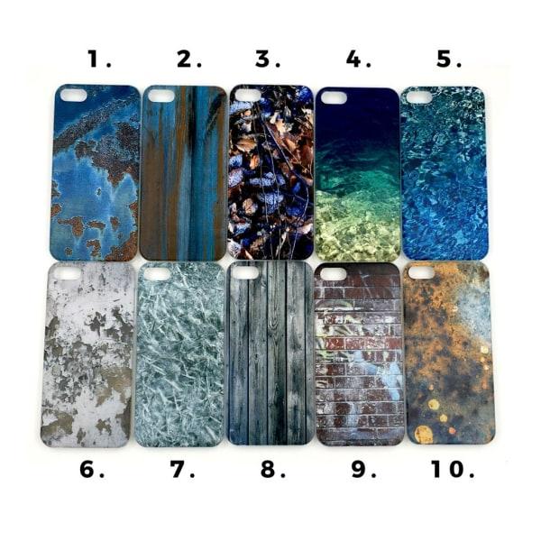 Skal med motiv iPhone 5/5S/SE MultiColor Motiv 4