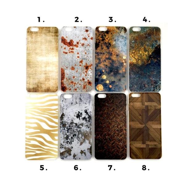Skal med motiv iPhone 6/6S PLUS MultiColor Motiv 2