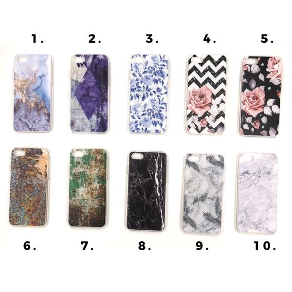 Skal med motiv iPhone 7/8 MultiColor Motiv 9