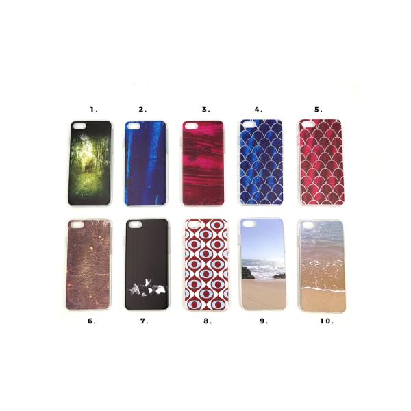 Skal med motiv iPhone 7/8 MultiColor Motiv 10