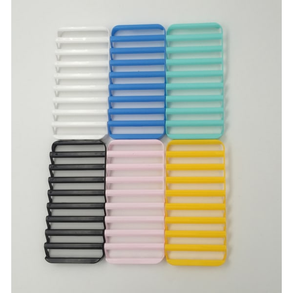 Skal till iPhone 5/5S/SE med Spjäl - fler färger Svart