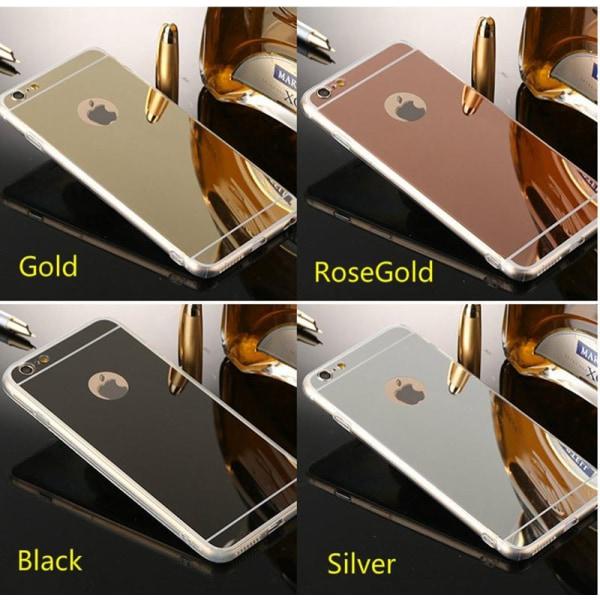 Spegelskal iPhone 7 PLUS - fler färger Svart