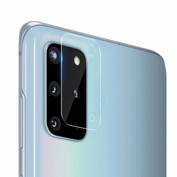 2-pack Galaxy S20 Skydd för Kamera Linsskydd Kameralins transparent