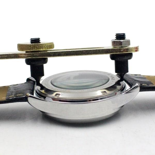 Boettöppnare Verktyg för Klockor Batteribyte Klockverktyg svart
