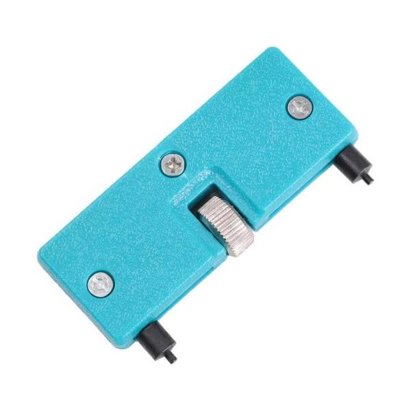 Klockverktyg Batteribyte - Byt Batteri på Klocka - Boettöppnare blå