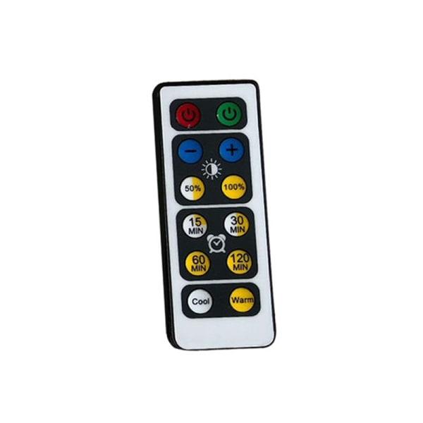 3st Trådlösa LED-belysningar LedEYE med timer och fjärrkontro