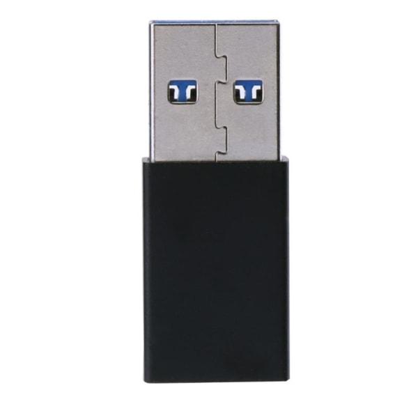 Adapterkontakt USB-C hona till USB-A hane