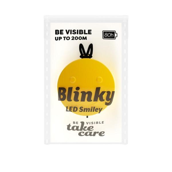 Blinky LED Livräddare Reflexlampa