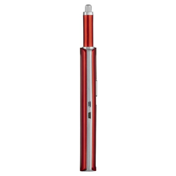 Elektrisk USB Plasma-tändare Röd i presentask