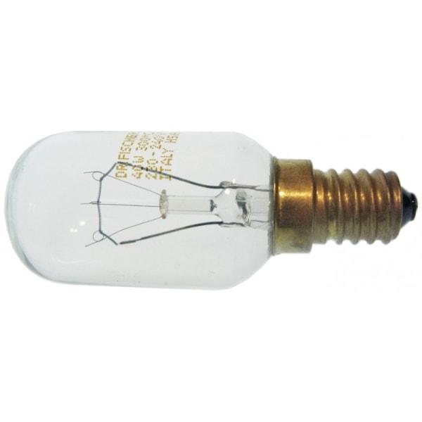 Ljusstark Ugnslampa på hela 40W 370 lumen E14 300 grader Wpro