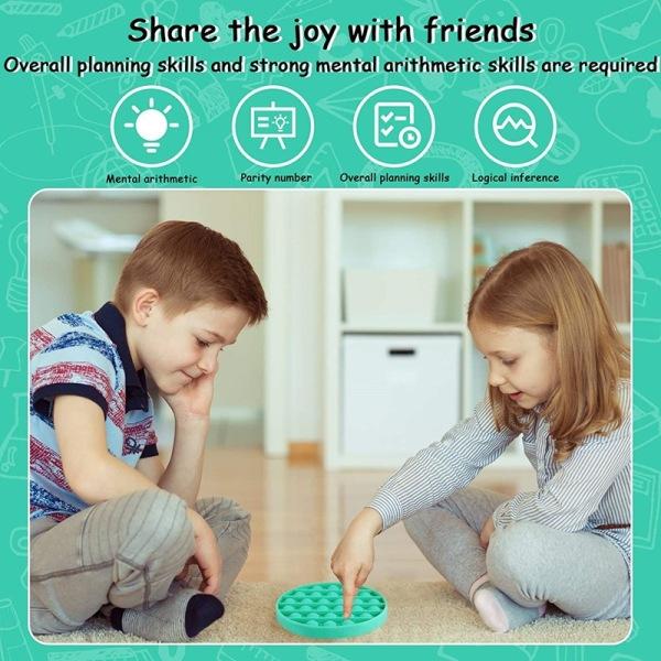 fidget toys pop it leksak sensory 1 st