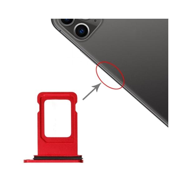 iPhone 11 - Simkortshållare - Röd