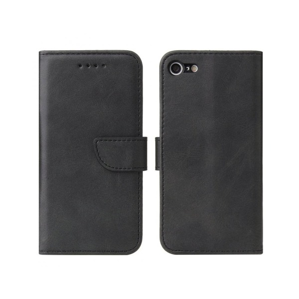 iPhone 7 / 8 / SE (2020) • Plånboksfodral • Svart
