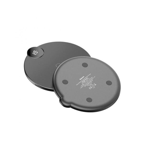 Laddplatta trådlös - 5W/7.5W/10W - Baseus