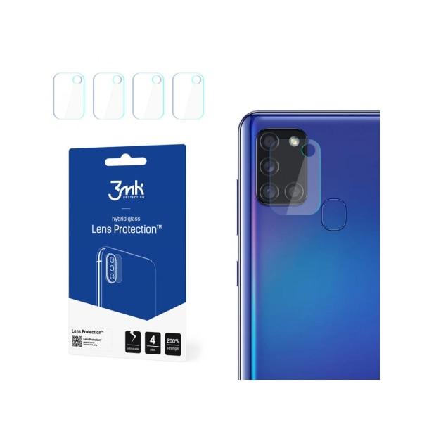 Samsung Galaxy A22 5G •4x skydd för kameralins • FlexibleGla...