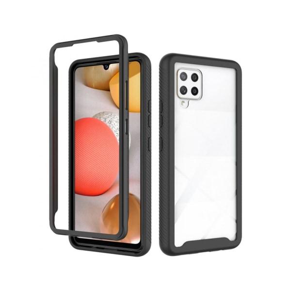 Samsung Galaxy A42 5G • Mobilskal • Defense360 • Svart