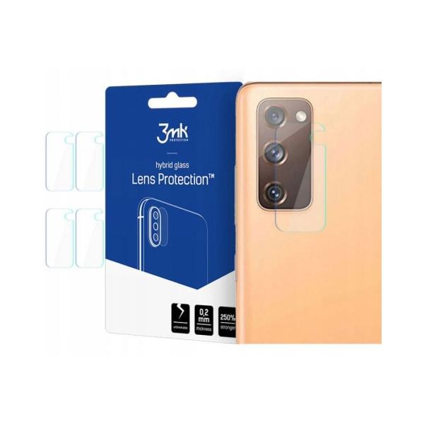 Samsung Galaxy S20 FE •4x skydd för kameralins • FlexibleGla...