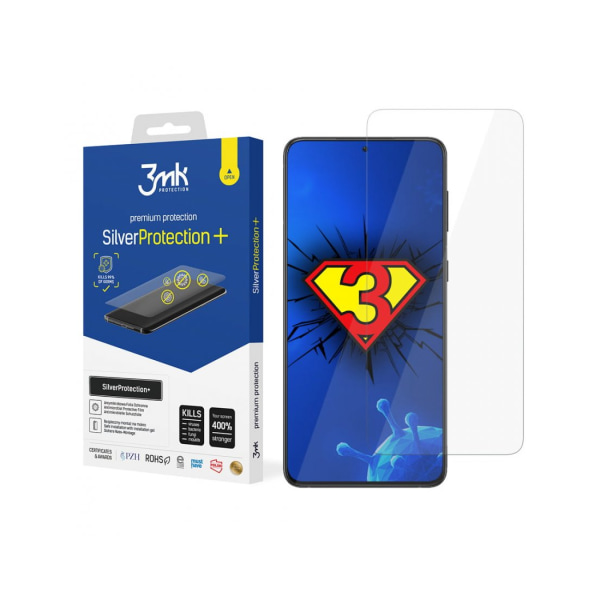 Samsung Galaxy S21 Ultra • Skärmskydd • Antimikrobisk TPU • S...