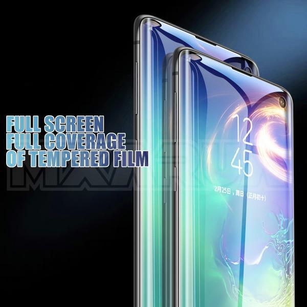 4 st nanofilm för Huawei p30